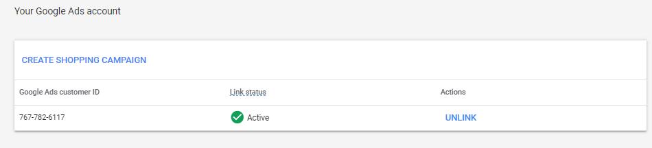 Akun Google Ads Aktif
