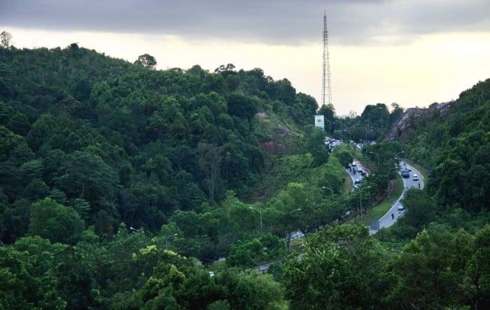Hutan Lindung Baning