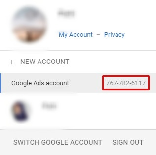 Akun Google Ads