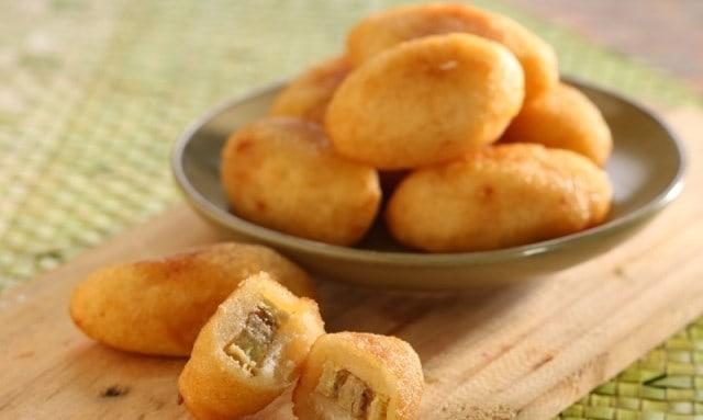 gambar makanan khas gorontalo Kue Sabongi