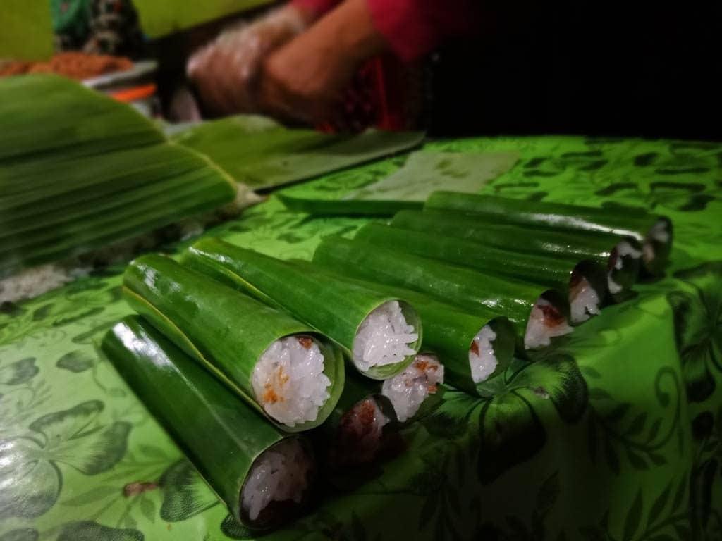 gambar makanan khas gorontalo Lalampa