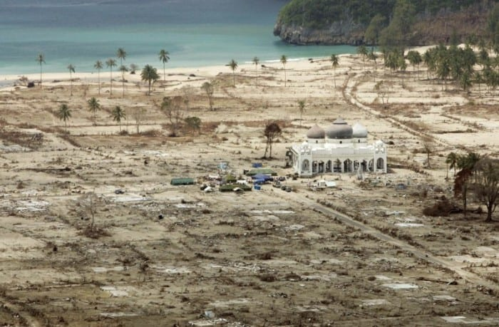 Contoh Kliping Bencana Alam
