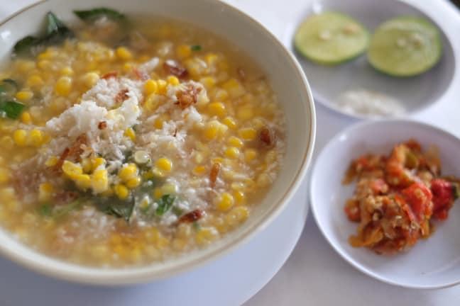 gambar makanan khas gorontalo Binte Biluhuta
