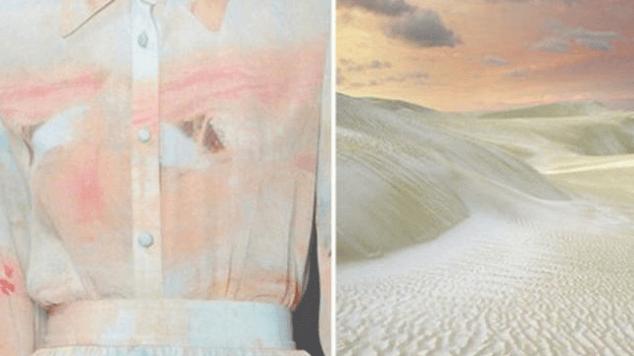 Produk Fashion Terinspirasi Pemandangan Alam