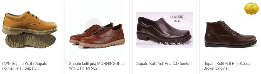 Angle Foto Sepatu