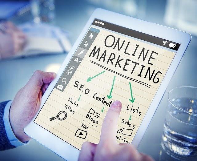 Pemasaran secara Online