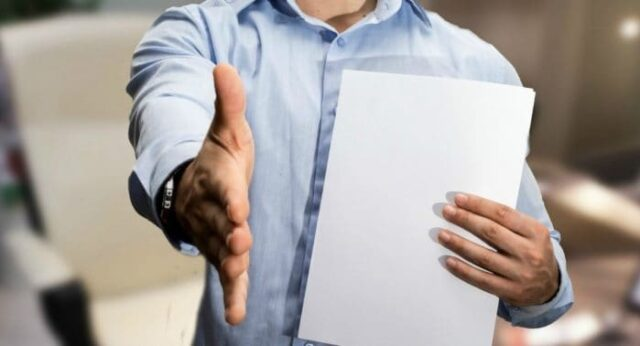 Surat Pengunduran Diri dari Organisasi