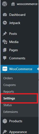Menu Setting di WordPress