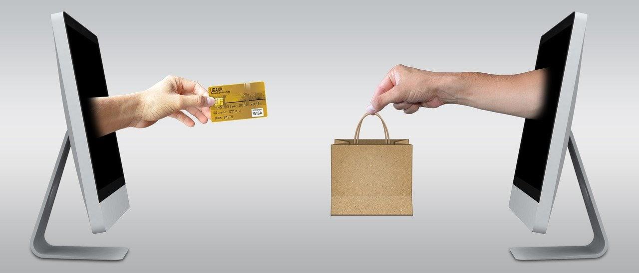 Ilustrasi model bisnis business to customer