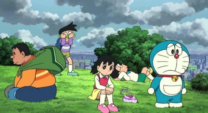 Foto Doraemon Lucu