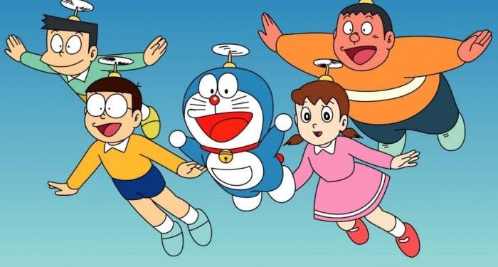 Foto Doraemon Terbaru