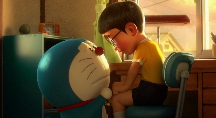 Gambar Doraemon Sedih