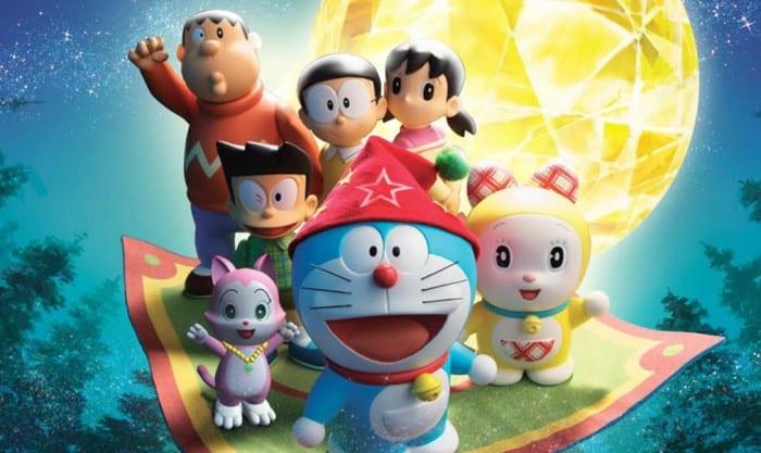 Foto Doraemon