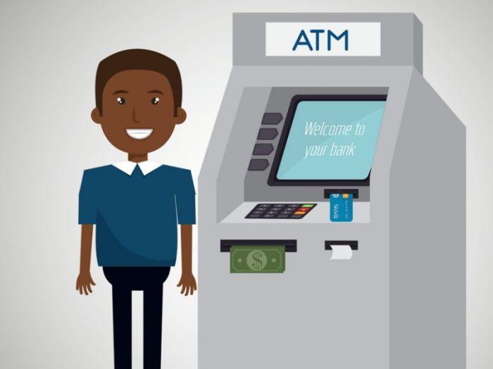 Cara Mengambil Uang di ATM
