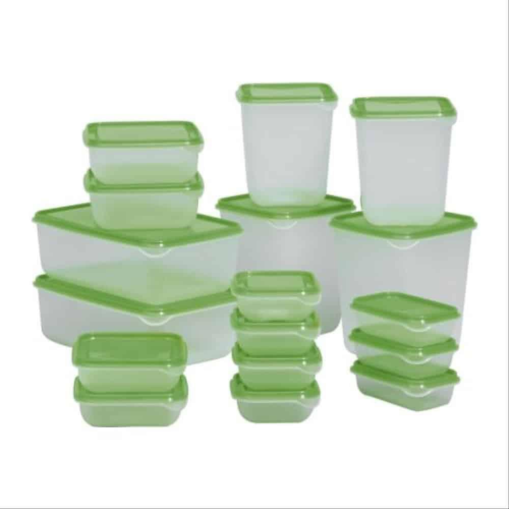 gambar Pruta Food Container Set