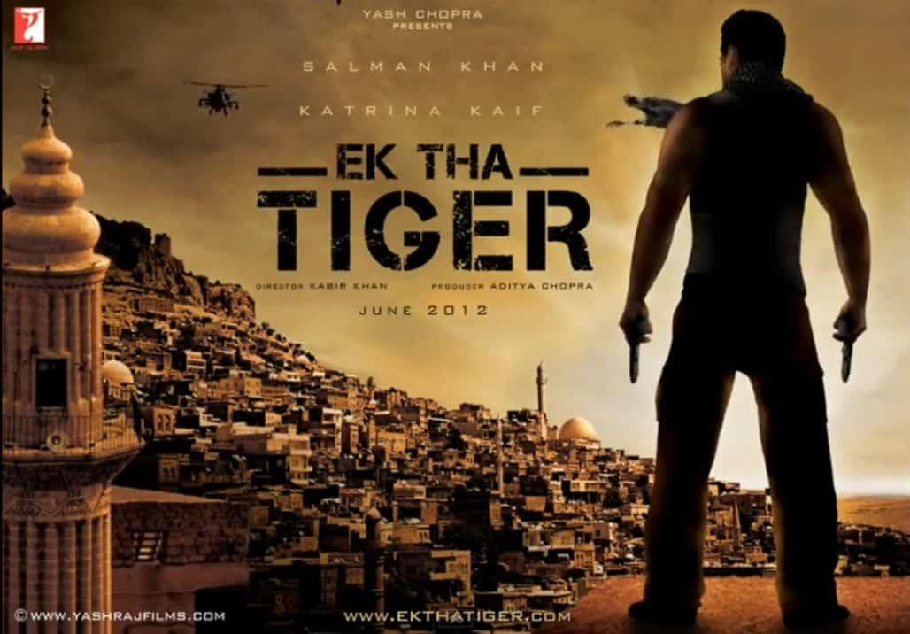 gambar Ek Tha Tiger