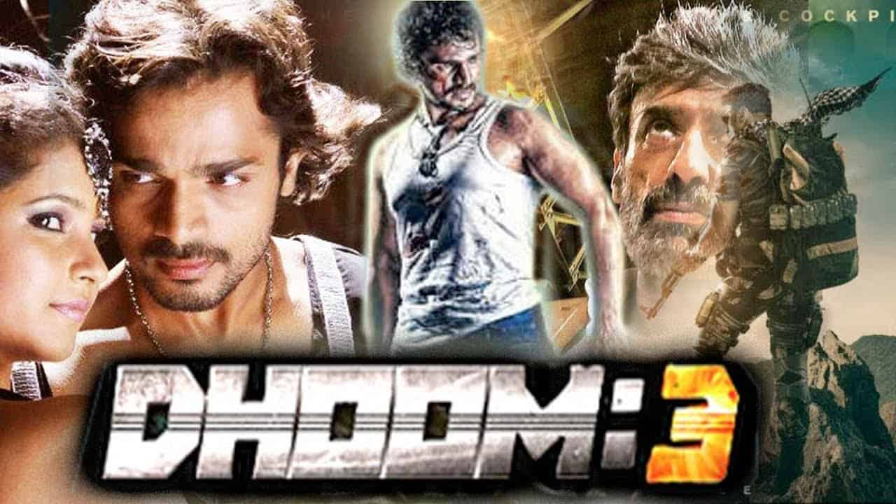 gambar Dhoom 3 Back In Action