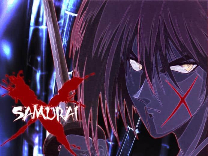 gambar samurai x rurouni kenshin