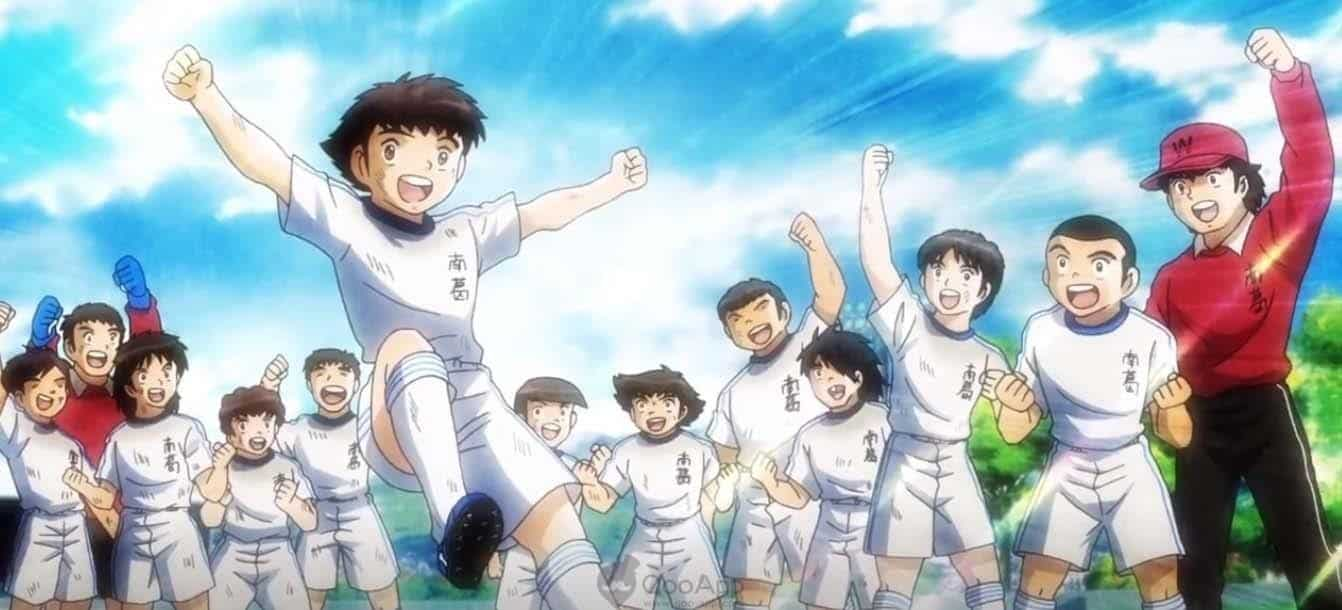 gambar captain tsubasa