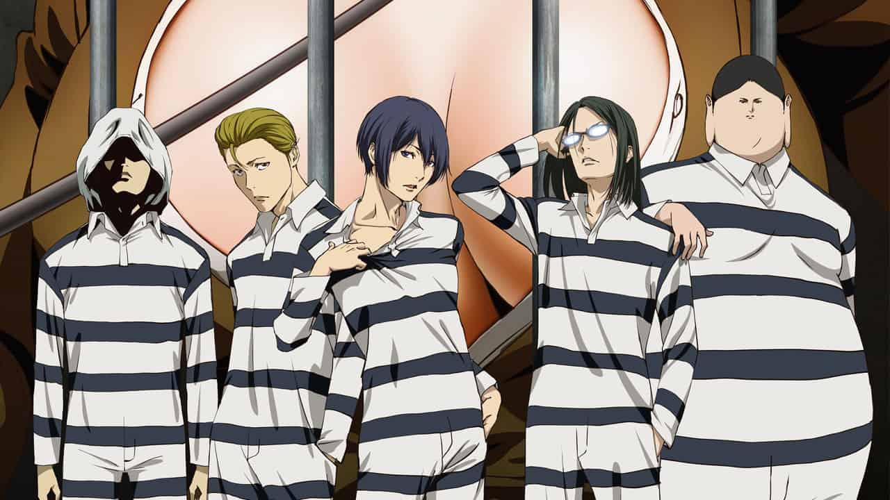 gambar prison school