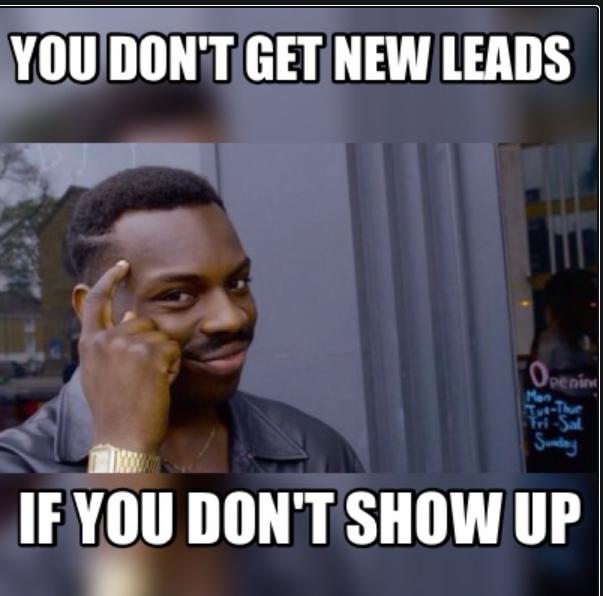 meme tentang leads