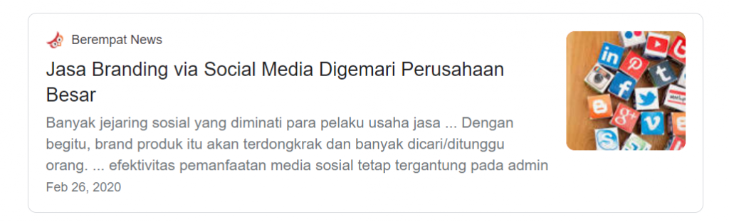 jasa admin sosial media banyak dicari oleh perusahaan besar