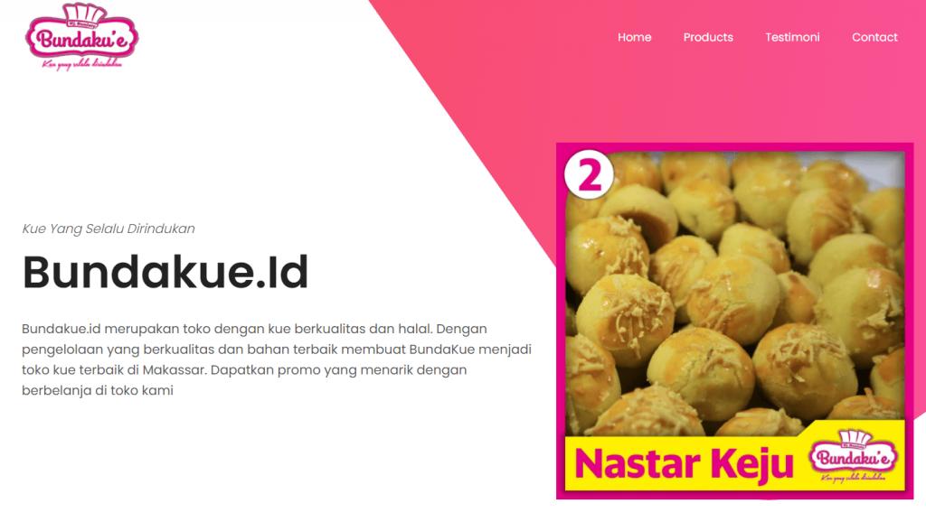 Website Bundakue