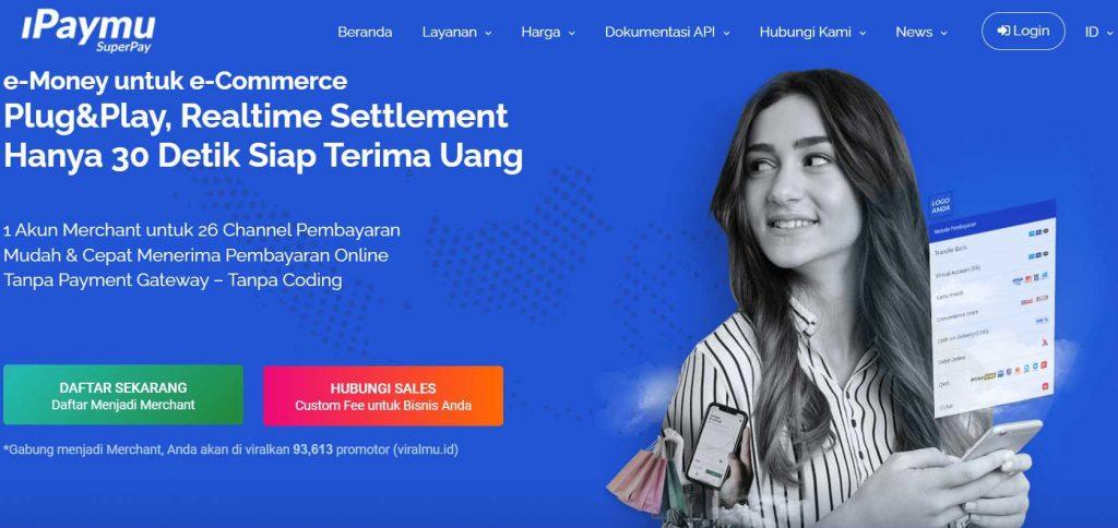 ipaymu platform pembayaran toko online