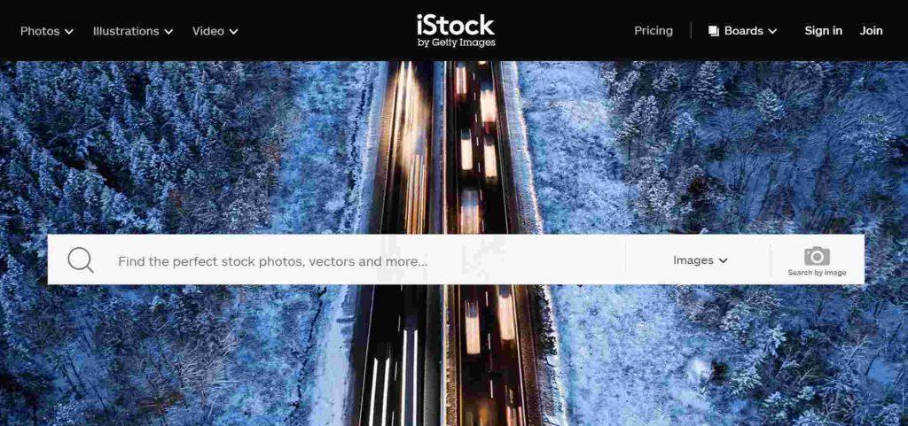 tempat jual foto online istockphoto