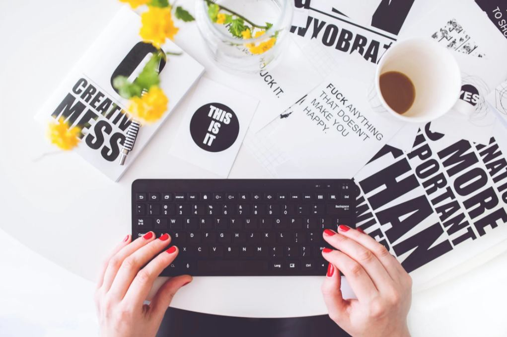 kerja online tanpa modal menjadi blogger
