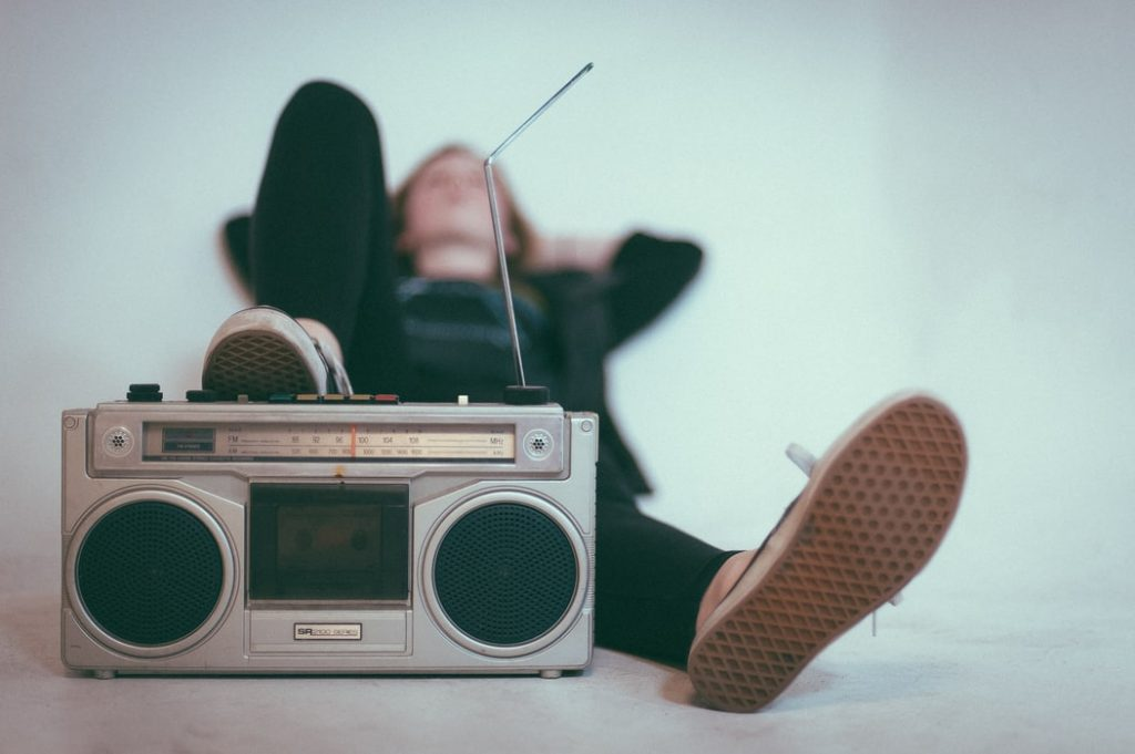 radio jadul bukti perkembangan teknologi