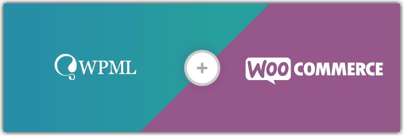 Plugin WooCommerce Multilingual.