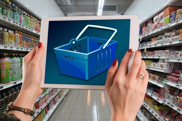 ilustrasi launching produk