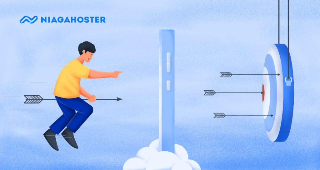 ilustrasi perencanaan detail yang tepat sasaran agar sukses saat beralih ke online