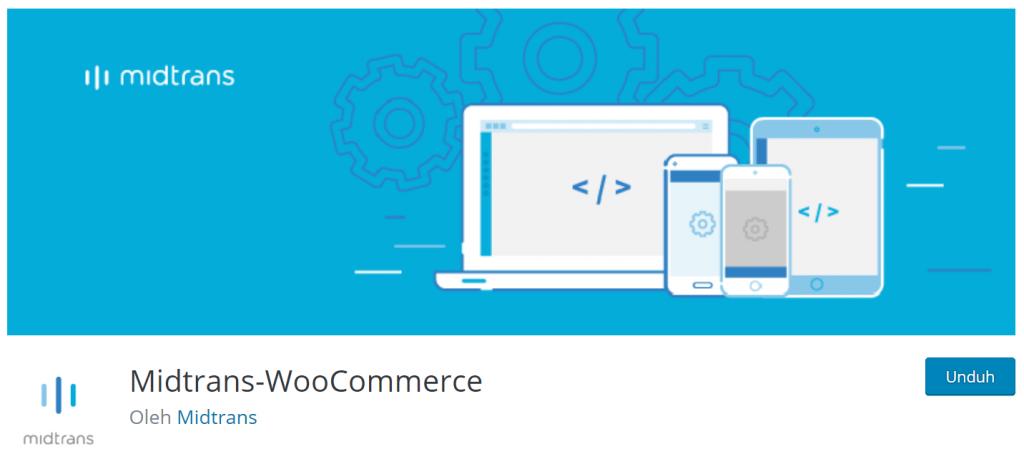 plugin midtrans woocommerce yang menimbulkan biaya toko online