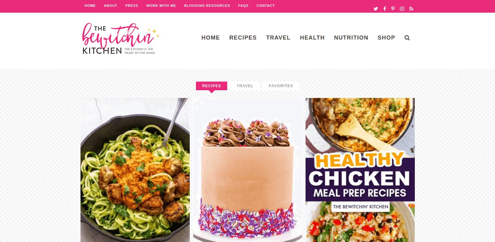 Menggunakan food blog sebagai cara menghasilan uang dari internet dengan mudah.