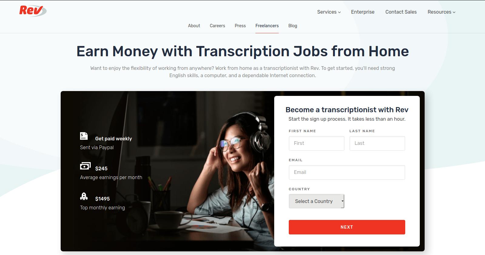 Mendapatkan uang dari Subtilting/Transcription cukup menjanjikan.