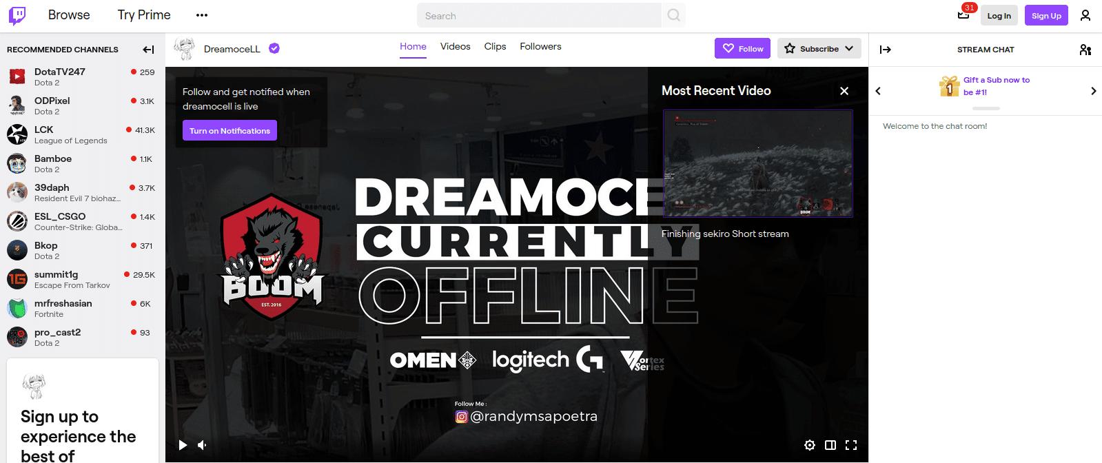 Menjadikan live streaming game sebaga cara mendapatkan uang dari internet sudah merupakan hal lazim.