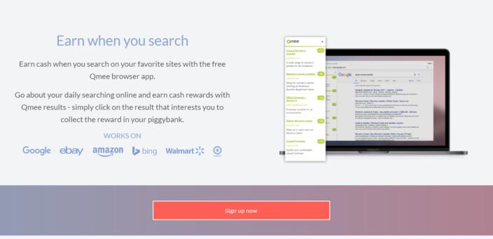 menghasilkan uang dari internet dengan melakukan pencarian di mesin pencari
