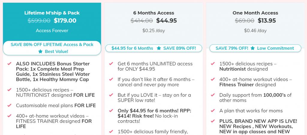 contoh value based pricing membership